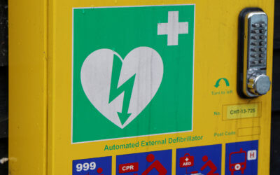 The Importance of Defibrillators (AEDs) in the Community